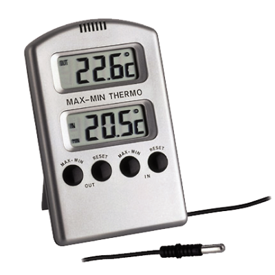 Laboruhren / Thermometer | Praxis-Partner.de