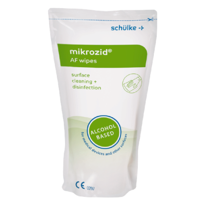 mikrozid® AF wipes, Nachfüllbeutel à 150 Tücher