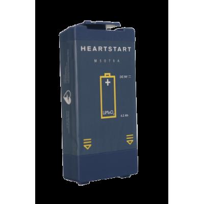 Langzeit-Einwegbatterie für PHILIPS HeartStart HS1