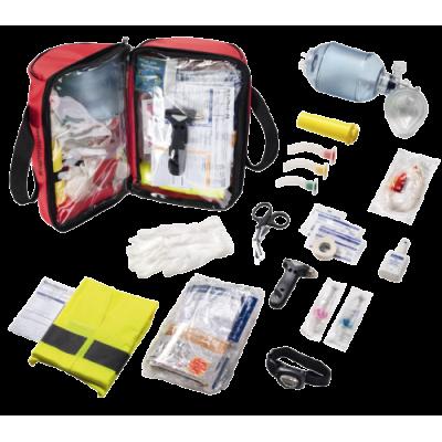 Notfalltaschen / Pflegetaschen / Ampullarien
