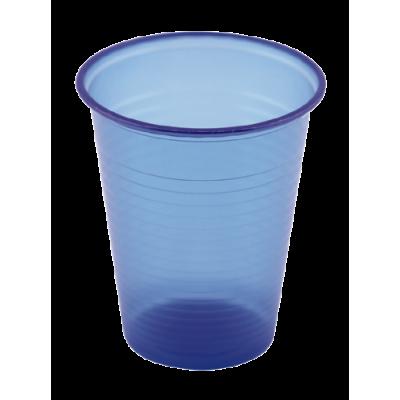 Laborbecher, blau, 180 ml   Praxis-Partner.de
