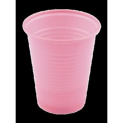 Laborbecher, rosa, 180 ml   Praxis-Partner.de